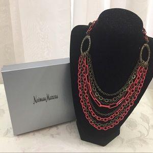 🆕 NM Multicolor chain Necklace